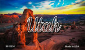Utah Canyon Arch Wholesale Magnet M-11634