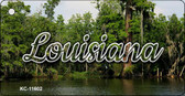 Louisiana Swamp Wholesale Key Chain KC-11602
