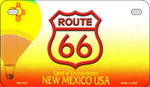 RT 66 New Mexico State License Plate Wholesale Motorcycle License Plate MP-2107