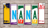 Nana Plate Art Wholesale Novelty Motorcycle Plate MP-7909