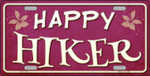 Happy Hiker Wholesale Novelty License Plate LP-11737