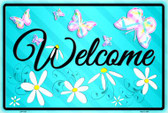 Welcome Wholesale Novelty Large Parking Sign LGP-1734
