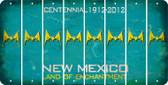 New Mexico BAT Cut License Plate Strips (Set of 8) LPS-NM1-074