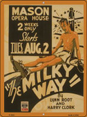 The Milky Way Vintage Poster Wholesale Parking Sign P-1910