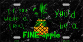 Fineapple Wholesale Novelty License Plate LP-11873
