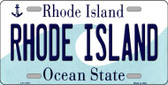 Rhode Island State License Plate Novelty Wholesale License Plate LP-11179