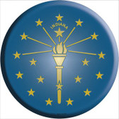 Indiana State Flag Wholesale Metal Circular Sign
