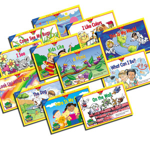 Sight Word Readers Variety Pack-Grades 1-2