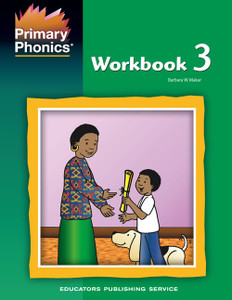 Primary Phonics Workbook 3