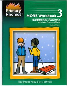 More Primary Phonics Workbook 3