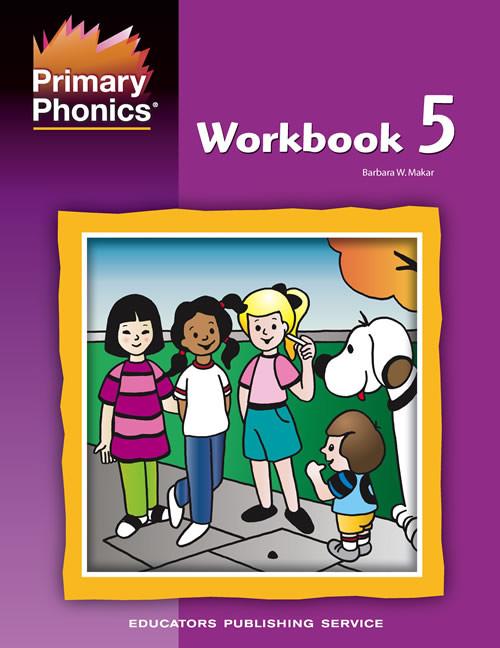 Primary Phonics Workbook 5