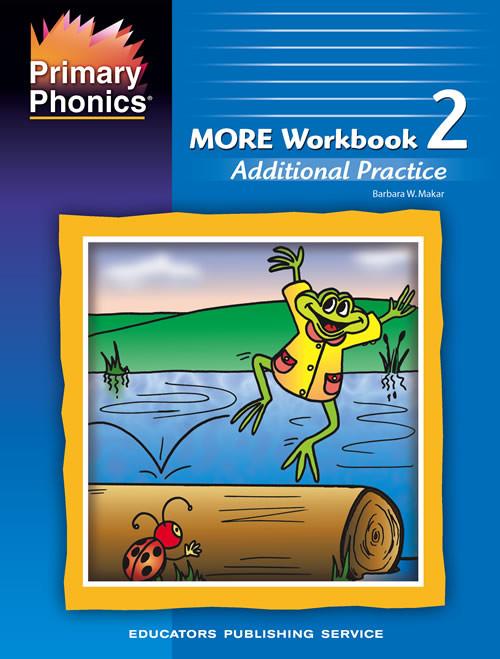 More Primary Phonics Workbook 2