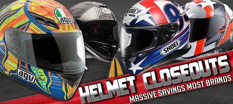 Save Big on Your Next Motorcycle Helmet