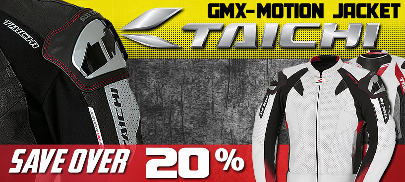 RS Taichi GMX-Motion Jacket Closeout - SAVE 20% + Limited Inventory