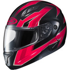 HJC CL-Max 2 Ridge Helmet Red/Black