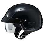 HJC IS-Cruiser Half Helmet Black