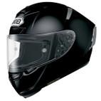 Shoei X-Fourteen Solid Helmet Black