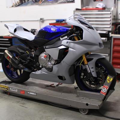 Armour Bodies  Yamaha R Race Fairings