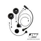 J and M Performance Series Full Face Headset