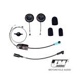 J and M Elite Hi-Speaker Headset