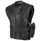 Speed and Strength The Quick and the Dead Leather Vest