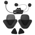 Cardo Systems Scala Rider Half Helmet Audio Kit for Q1/Q3 Headset