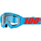100% Accuri Youth Clear Lens Goggles 1
