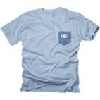 100% Agenda Vintage Denim T-Shirt  1