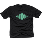 100% Built Black T-Shirt 1