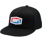 100% Essential Fitted Hat 1