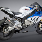 Yoshimura BMW S1000RR 15-16 Race R-77 Full Exhaust System SS-CF-CF