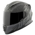 Speed and Strength SS1310 Quick and The Dead Helmet Black/Grey