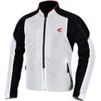 RS Taichi Crew Mesh Jacket RSJ311 White/Black