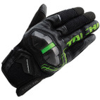RS Taichi Armed Mesh Glove RST427 Black/Green