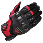 RS Taichi Women's Velocity Mesh Glove RST429 Black/Red