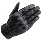 RS Taichi Stealth Leather Mesh Glove RST434 Black