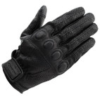 RS Taichi TT Leather Mesh Glove RST435 Black