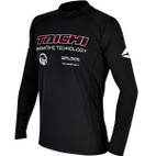 RS Taichi Cool Ride Dry Inner Shirt RSU283 Logo Black