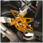 Hotbodies Racing BMW S1000R 14-16 Rearsets