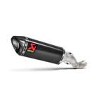 Akrapovic Aprilia RSV4 15-16 Carbon Slip On Exhaust