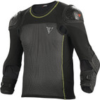 Dainese Hybrid E1 Armored Shirt Black