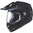 HJC DS-X1 Helmet Black