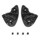 Shoei QR-E Blase Plate Set w/Screws