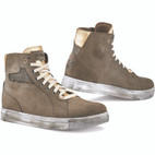 TCX Women's Street Ace Riding Shoes Taupe/Gold