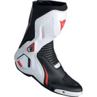 Dainese Course D1 Out Boots Black/White/Lava Red