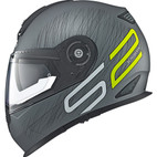 Schuberth S2 Sport Drag Helmet Yellow