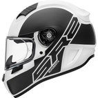 Schuberth SR2 Traction Helmet Matte White