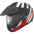 Schuberth E1 Hunter Helmet Red