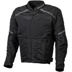 Scorpion Influx Mesh Jacket Black