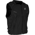 Speed and Strength Critical Mass Armored Vest Black